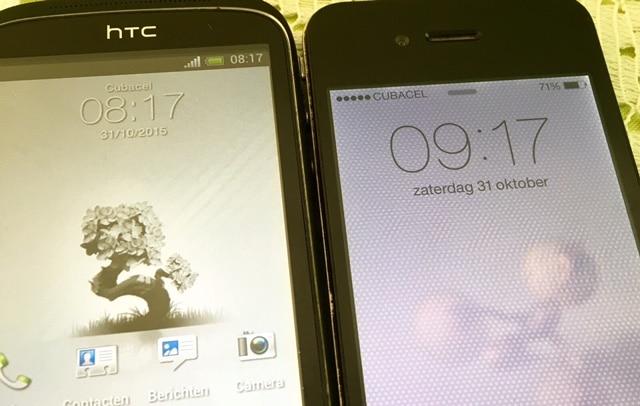 WiFi en tijd