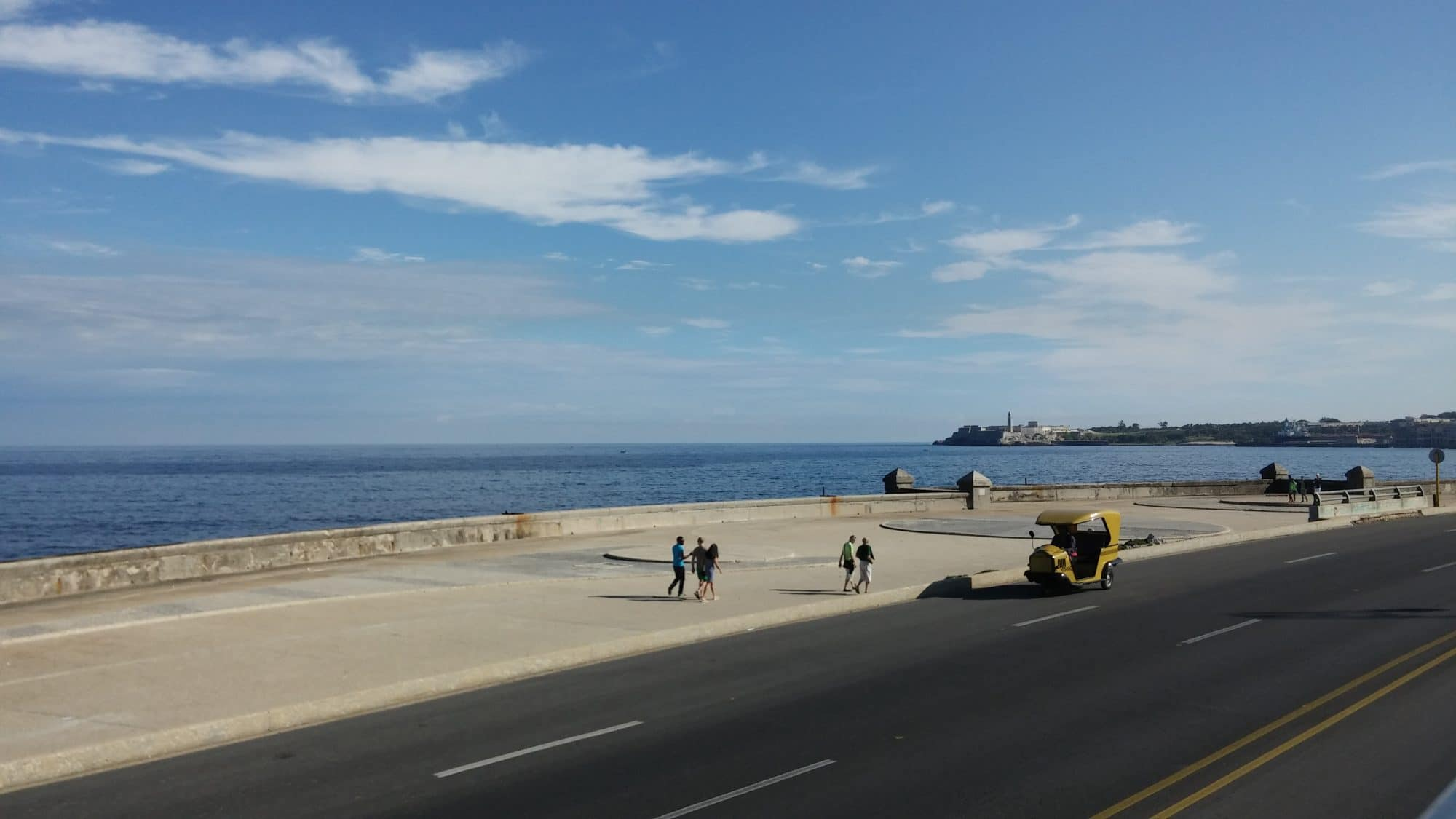 Cuba zonder boten