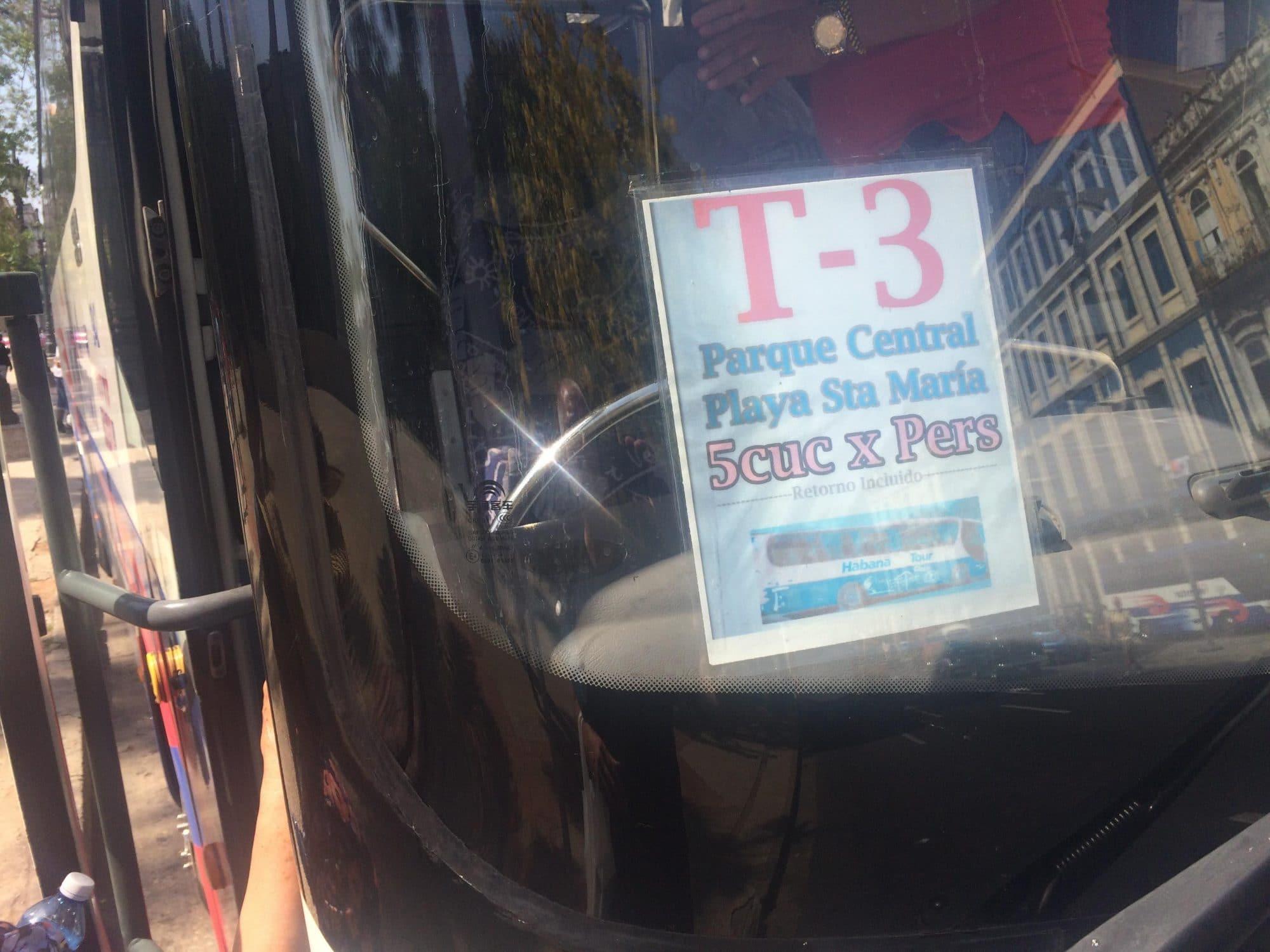 Bus Havana